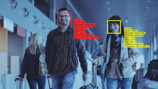 Facebook desarrolló de manera interna una app que reconoce a las personas frente al lente de un smartphone