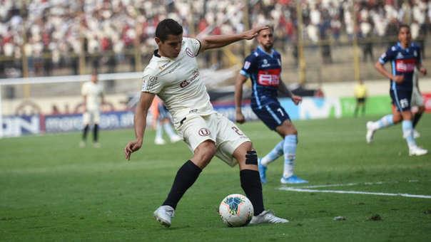 Aldo Corzo es uno de los jugadores que tiene contrato vigente con Universitario
