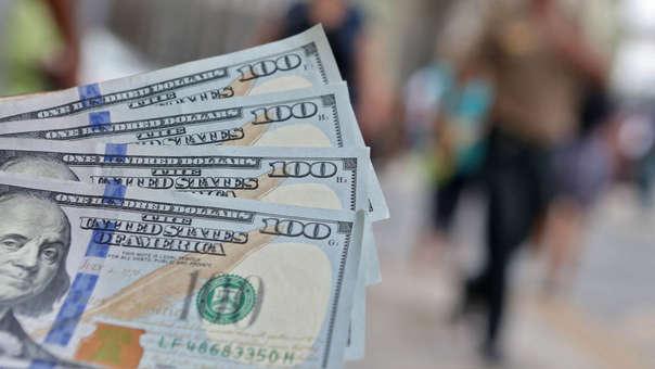 En los últimos doce meses la divisa trepó en 0.47%, de acuerdo con el Banco Central de Reserva.