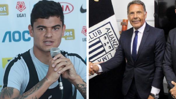 Alianza Lima Carlos Beltran Sobre Miguel Angel Russo