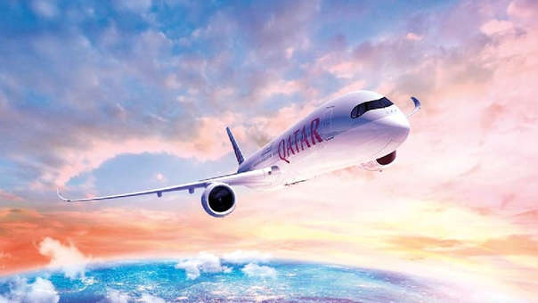 Qatar Airways ha suspendido este vuelo por el corto recorrido