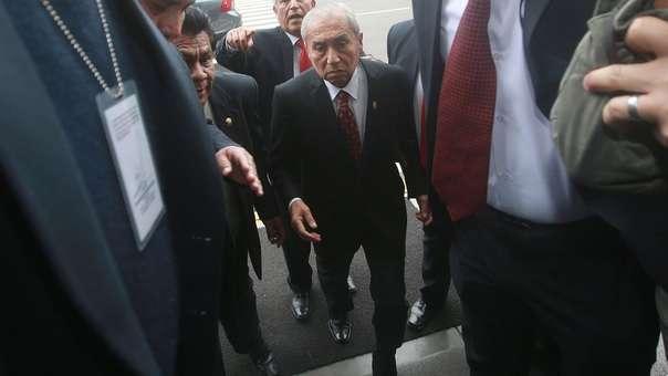 Pedro Chávarry removió a los fiscales del equipo especial Lava Jato.