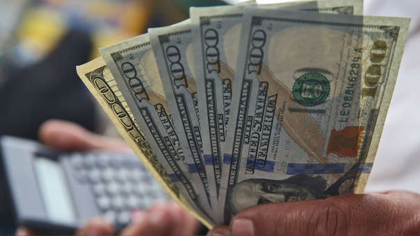 En los últimos doce meses la divisa trepó en 0.21%, de acuerdo con el Banco Central de Reserva.