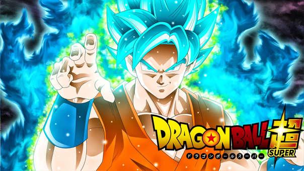 Goku SSJB