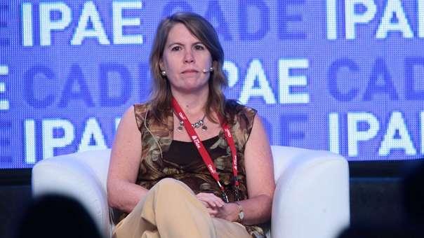 Elena Conterno, presidenta de IPAE, participó en la inauguración de la CADE 2019 que se realiza en Paracas.