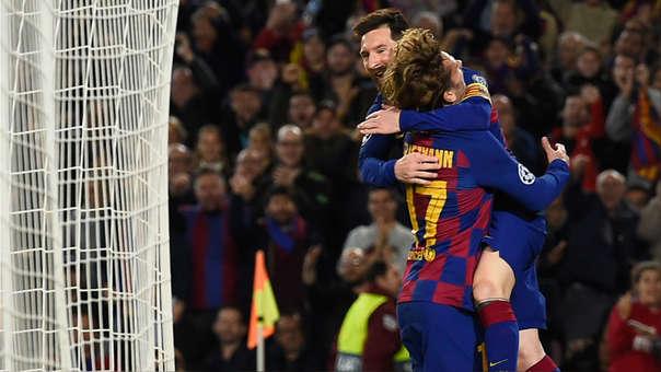 Lionel Messi - Antoine Griezmann