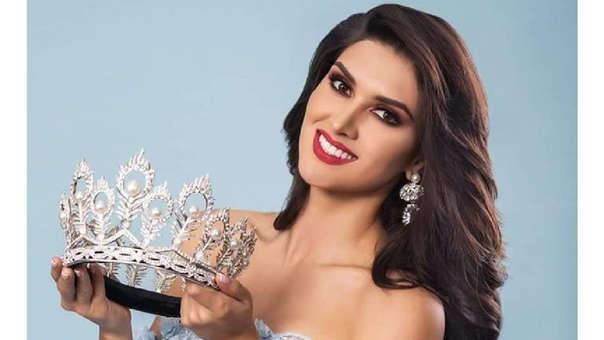 Kelin Rivera, Miss Perú 2019