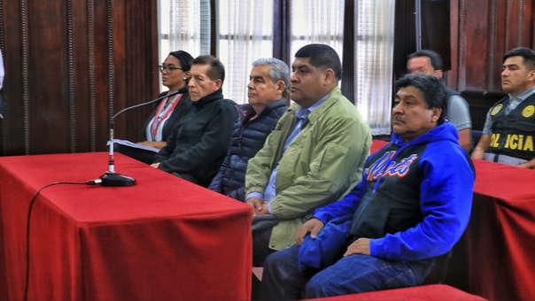 César Villanueva y los fiscales tienen una orden de detención preliminar por 7 días.
