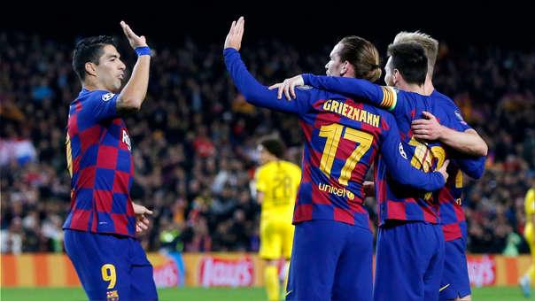 FC Barcelona vs. Borussia Dortmund