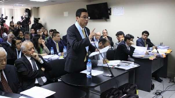 Sala declaró fundado el recurso de apelación presentado por los abogados de los árbitros.