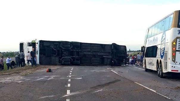 ARGENTINA BUENOS AIRES ACCIDENTE