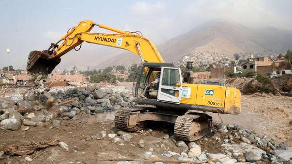 El primer paquete de obras de reconstrucción tendrá una inversión de S/ 6,000 millones que se realizará vía el convenio gobierno a gobierno.