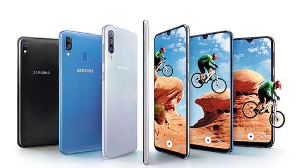La serie Galaxy A fue presentada en abril de 2019.
