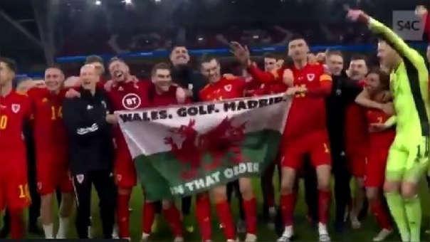 ¡Al estilo de Gareth Bale! Así anunció Gales a sus rivales para la Eurocopa 2020