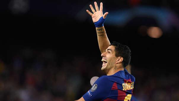 Luis Suárez y los tres delanteros que propuso para el Barcelona