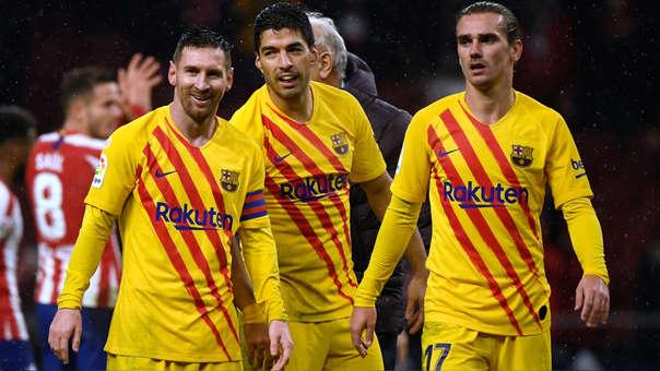 Barcelona 1-0 Atlético de Madrid: resultado, resumen y gol de la victoria azulgrana en el Wanda Metropolitano