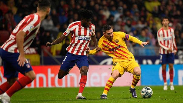 Barcelona vs. Atlético de Madrid