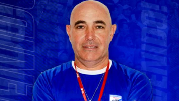 Juan Manuel Llop es el nuevo entrenador de Carlos A. Mannucci