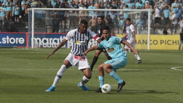 Alianza Lima vs. Sporting Cristal
