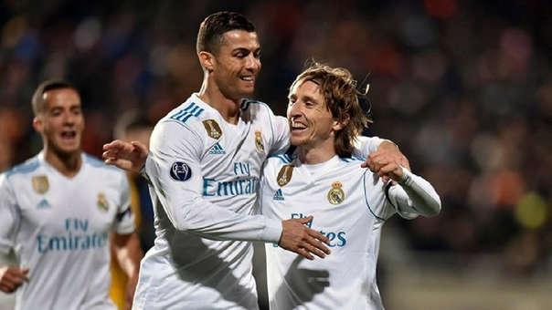 La crítica de Modric a Ronaldo por su ausencia en el Balón de Oro: