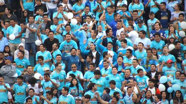 Sporting Cristal agotó entradas para partido ante Alianza Lima en el Nacional