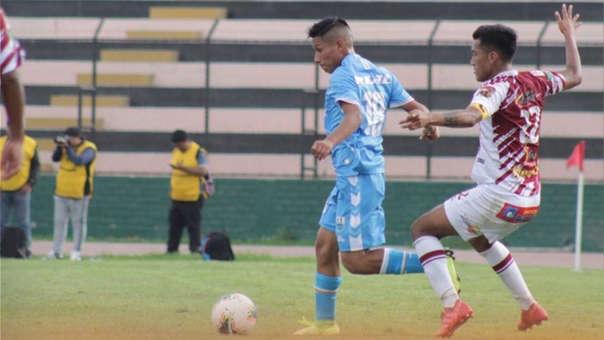 Deportivo Llacuabamba vs. Carlos Stein