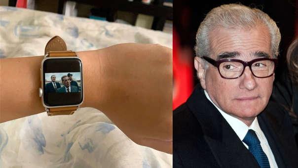 Martin Scorsese smartphones
