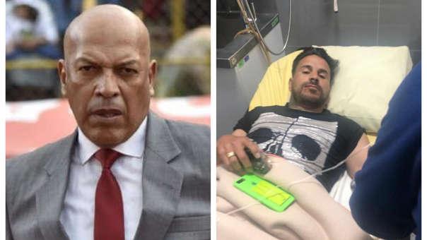 Roberto Mosquera sobre el accidente automovilístico de los jugadores de Binacional: