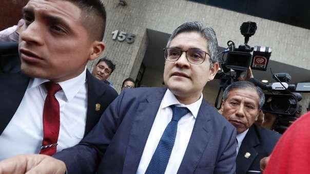 José Domingo Pérez solicitó al procurador formular nulidad contra liberación de Keiko Fujimori.