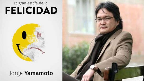 Jorge Yamamoto y las tres claves para alcanzar la felicidad en el Perú