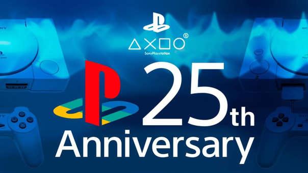PlayStation 25 aniversario