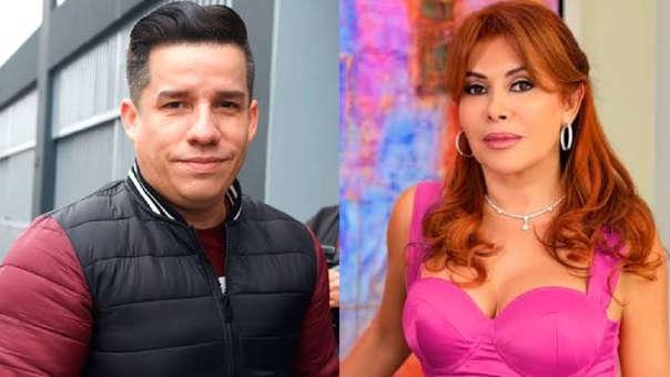 Productor de Gisela Valcárcel apoya a Magaly Medina por su polémica con el ráting de su programa
