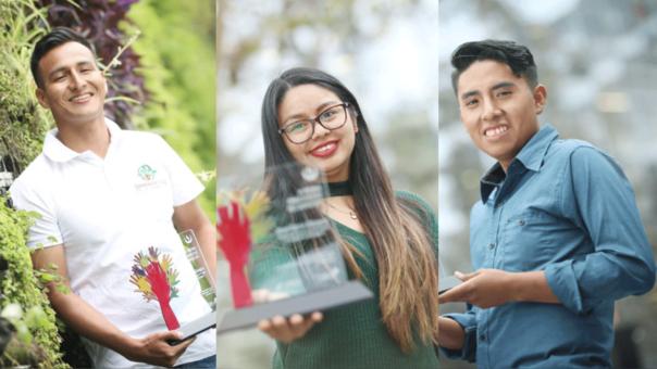 ¡A salvar el planeta! Tres emprendimientos sociales de jóvenes peruanos que luchan por conservar el medio ambiente