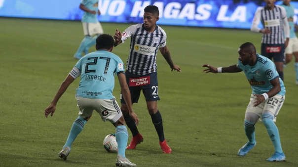 Sporting Cristal vs. Alianza Lima