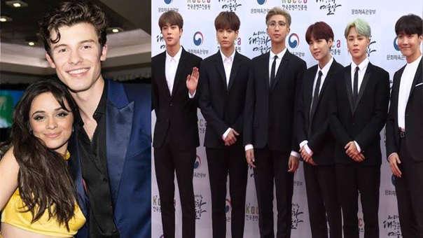 YouTube Rewind: Shawn Mendes y BTS se coronan como los artistas favoritos del año