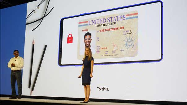 Sudhi Herle, jefe de la Plataforma de Seguridad de Android, presenta novedades del sistema operativo.