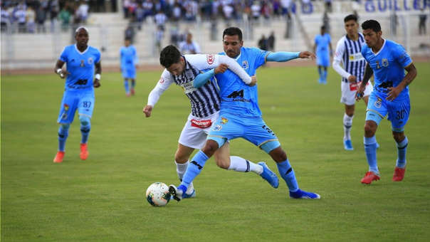 Binacional vs. Alianza Lima por la final de la Liga 1 Movistar