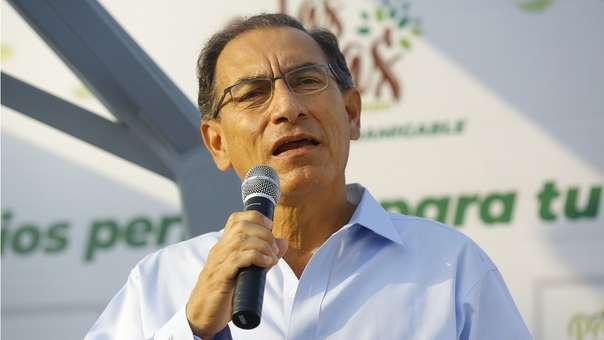 Denuncian irregular pago a consorcio en último día de Vizcarra como gobernador de Moquegua