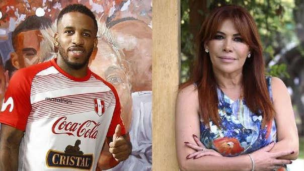 Demanda de Jefferson Farfán contra Magaly Medina fue dejada al voto tras apelación del futbolista