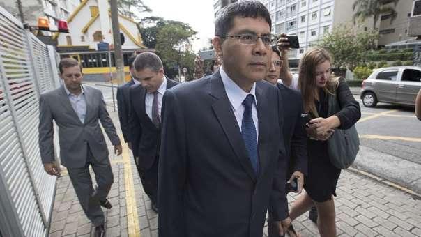 Fiscal Germán Juárez Atoche, integrante del Equipo Especial del caso Lava Jato.
