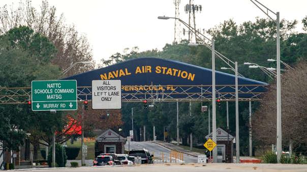 US-SHOOTING-ON-NAVAL-AIR-STATION-PENSACOLA-LEAVES-MULTIPLE-DEAD-