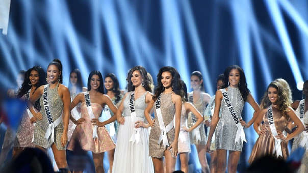 Miss Universo 2019 - top 20