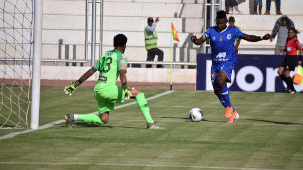 Binacional 4-1 Alianza Lima por la primera final de la Liga 1 Movistar