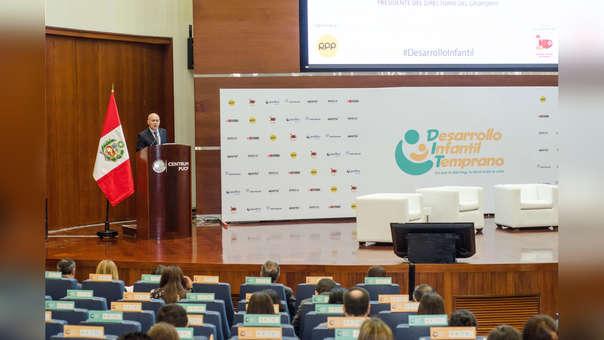 RPP organizó el I foro de Desarrollo Infantil Temprano.