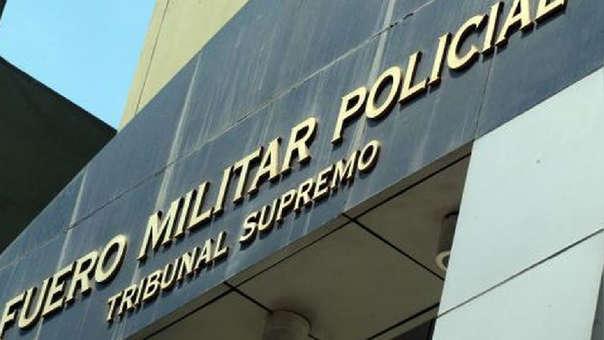 Fuero Militar Policial