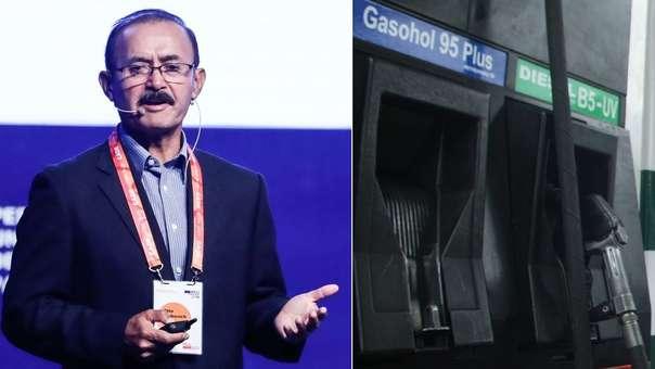 Otto Guibovich lamentó el nuevo caso de robo de combustible.