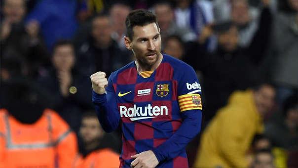 Lionel Messi y los 8 años sin descansar en la Champions League