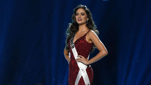 Sofía Aragón, Miss México,