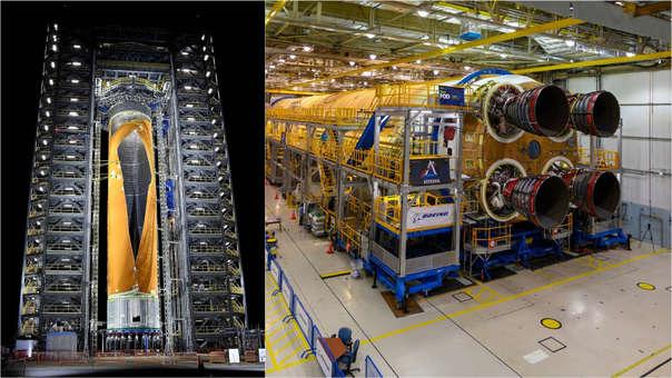 Espectaculares pruebas realizadas por la NASA el 9 de diciembre.