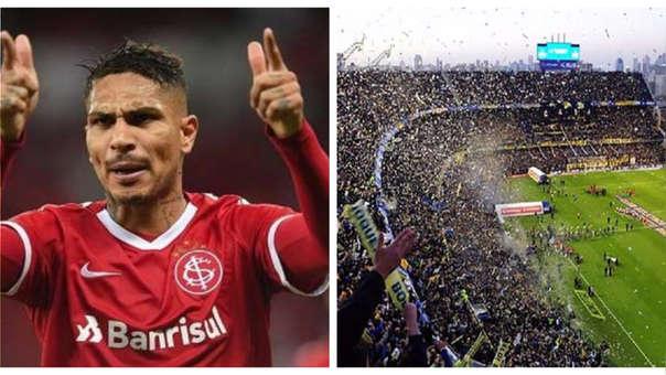 director deportivo de Boca Juniors tiene todo encaminado para fichar a Paolo Guerrero